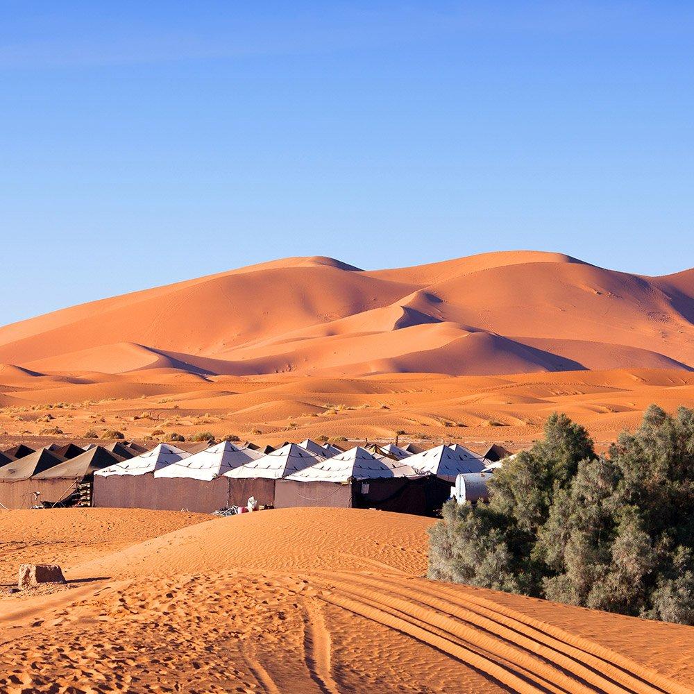 Morocco Desert Tour to Erg Chigaga