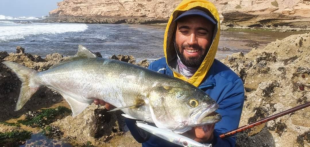 fishing in dakhla morocco