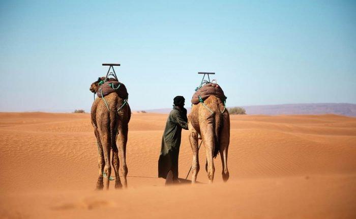 desert tour to erg chigaga