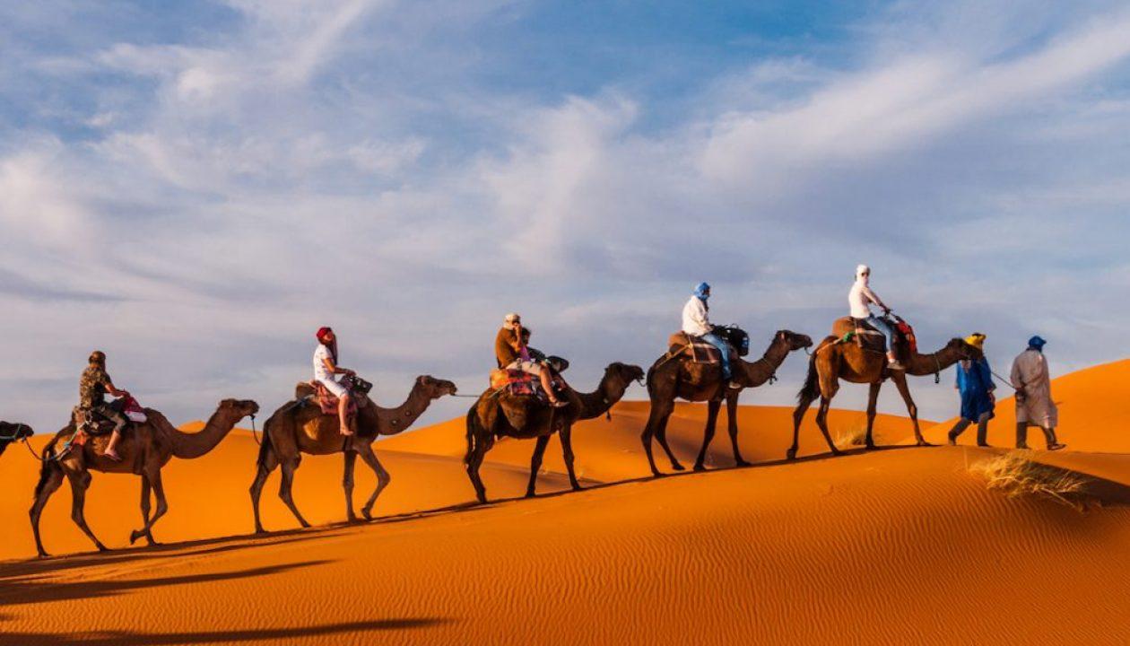 sahara and coast tour