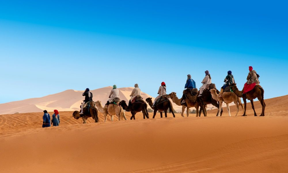 3 days marrakech desert tour to erg chebbi